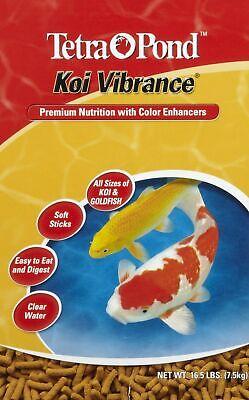 Tetra Pond Koi Vibrance 16.5 lb