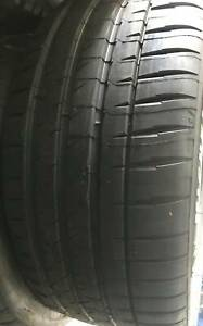 PAIR OF (2) MICHELLIN 245/35R20 95Y XL PILOT SPORT 4S Fyshwick South Canberra Preview