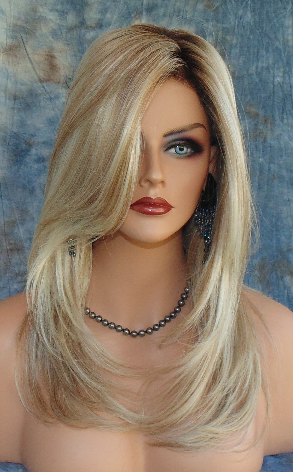 Scene Stealer Synthetic Wigs Nib Color Shaded Biscuit