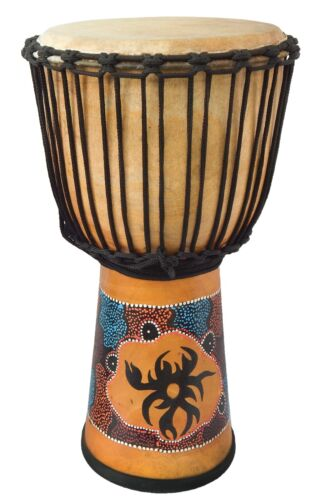 "Djembe Standard paint, 24"" tall, 12"" head, DSG 108"