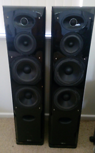 DB Dynamics Polaris Floorstander Loudspeakers. Killcare Heights Gosford Area Preview