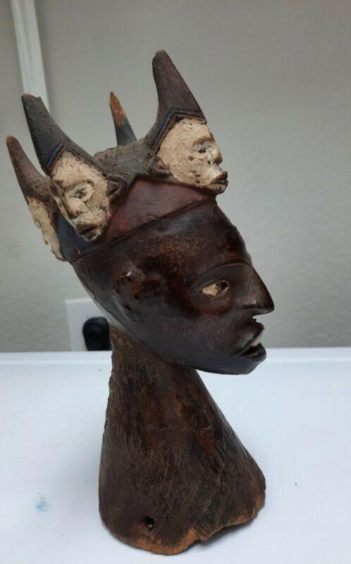 African Art.. Ikoi Nigeria