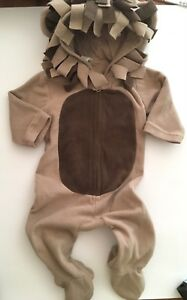 Old Navy Halloween lion costume baby boy girl 6 to 12 months
