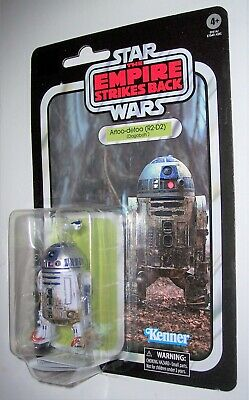 "Star Wars 6"" Black Series 40th Anniversary R2-D2 DAGOBAH New Sealed"