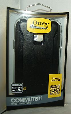 Brand New!!! Otterbox Commuter Series for Samsung Galaxy S5 Black on Rummage