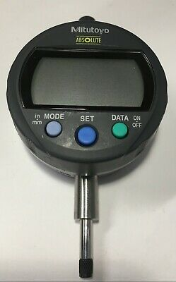Mitutoyo 543-402b Absolute Digimatic Indicator 0-.512.7mm ..00050.01mm