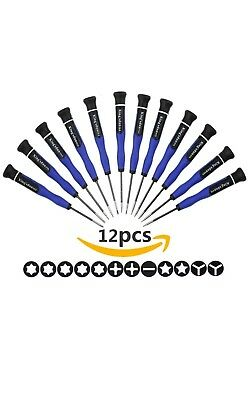 Used, MacBook Pro Air Retina 1.2 Pentalobe Screwdriver Set P2 P5 Triwing Torx T4 T5 T6 for sale  Shipping to India