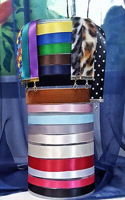 Ribbon Choker Necklace Satin Velvet Glitter Sequin Sheer Steampunk Goth wedding](Ribbon Necklaces)