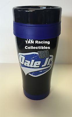 Dale Earnhardt Jr Hunter Mfg 2015 #88 Black Stainless 16oz Travel Mug FREE SHIP Dale Earnhardt Jr Travel Mug