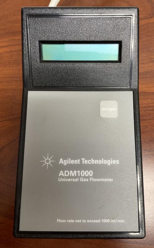Agilent Technologies ADM1000 Universal Gas Flowmeter.