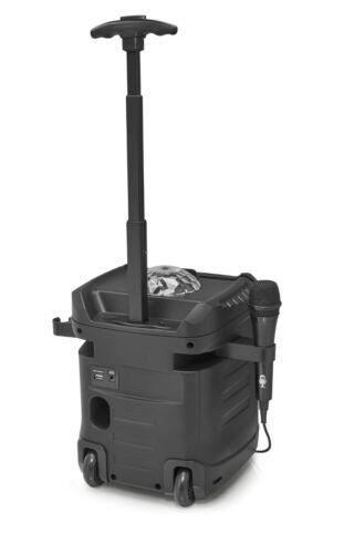 Musical Instruments Singing Machine Fiesta Go, SML640, Bluetooth party Speaker