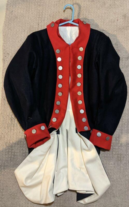 Regimental Coat 1779 Model