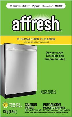 Affresh W10282479 Dishwasher Cleaning Tablet - 6 Count