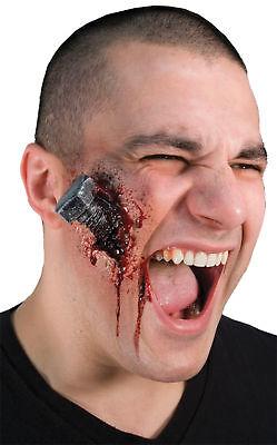 Ez Fx Bloody Bolt Gory Gross Wound Makeup Kit Halloween Scary Look - Halloween Gross Makeup