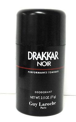 Drakkar Noir Deodorant Stick 2.5oz 71g Guy Larouche / Cosmair Drakkar Noir Deodorant Stick