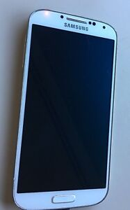 Samsung Galaxy S4 (16gb) in excellent condition