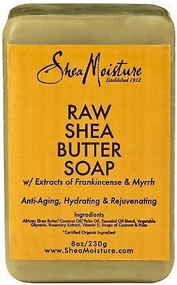 Shea Moisture Raw Shea Butter Bar Soap 8 oz (Pack of - Raw Shea Butter Soap