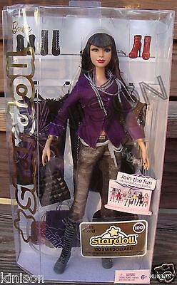 Barbie Stardoll Model Muse Fallen Angel Style 2 Brunette   Nrfb