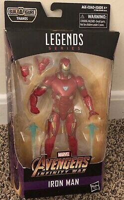 Marvel Legends Series - Avengers Infinity War Iron Man BRAND NEW SEALED Thanos
