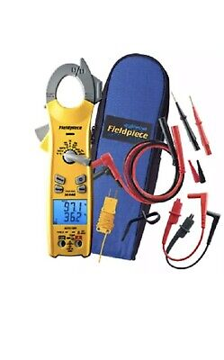 Fieldpiece Sc440 400a True Rms Clamp Meter. Brand New Free Shipping