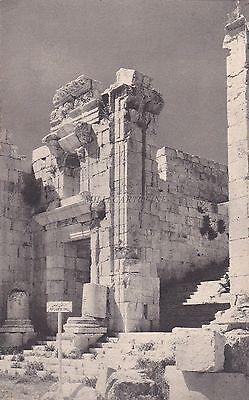 Jordan   Jerash   Propylea Of The Artemis Temple
