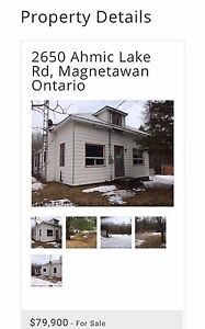 Country Property for Sale , Magnetawan Area