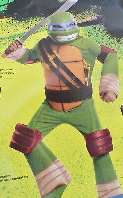 Teenage Mutant Ninja Turtles LEONARDO Child Costume, Size Small (4-6), NWT