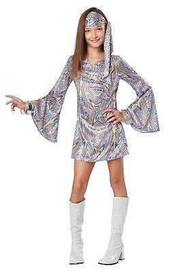 Child Disco Darling 70s Costume - 70s Costumes