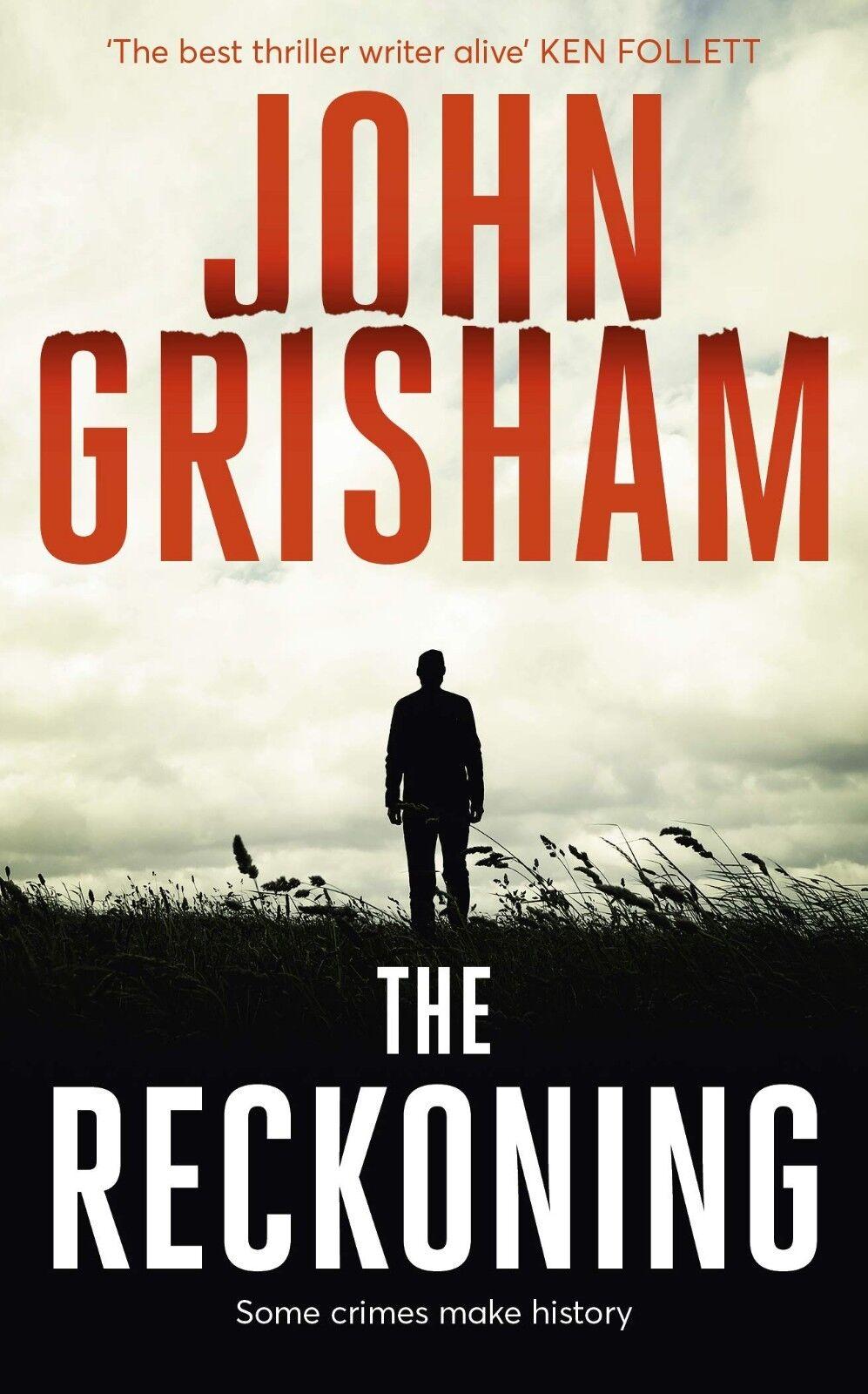 Купить The Reckoning: A Novel by John Grisham (New Paperback book, 2018)