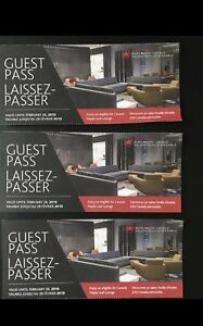 Air Canada Maple Leaf Lounge Pass