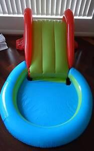 Inflatable Slide and Ball Pit - New (Never used) Blakehurst Kogarah Area Preview