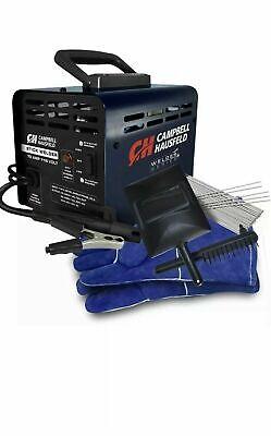 New Campbell Hausfeld 115v Stick Welder With Kit Ws099098av