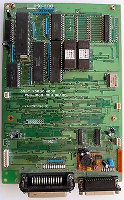 Barudan Embroidery Machine Roland Pnc-1000 Cpu Board...assy 7583214000