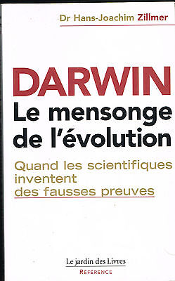 Buch: Hans-Joachim Zillmer: Darwin die Lüge von Evolution. Hsa (Die Evolution Von Batman)