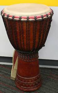 """Djembe Drum 12"""" Nerang Gold Coast West Preview"""