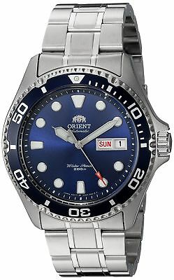 Orient Men's 'Ray II' Japanese Automatic Stainless Steel Diving Watch FAA02005D9