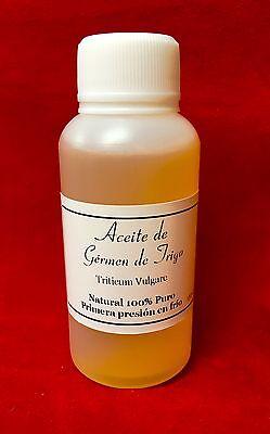 ACEITE GERMEN DE TRIGO 100% PURO!!! 100 ml