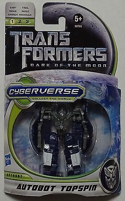 Spin Top Spielzeug (HASBRO® 28765 Transformers Cyberverse Legion Autobot Topspin)