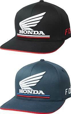 racing honda flexfit hat mens lid cap