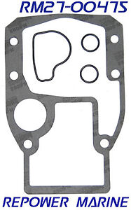 Outdrive Mounting Gasket Set, For OMC Cobra Drives. replaces #: 508105