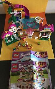 LEGO FRIENDS 41008 Heartlake city pool McDowall Brisbane North West Preview