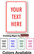 """Signs, signs, everywhere signs!""  How to buy a sign!"