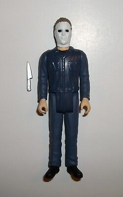 Funko Reaction Michael Myers 3 3/4 Halloween Action Figure Retro Style Horror