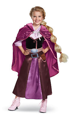 DELUXE Rapunzel Child Girls Costume NEW Tangled the Series Season 2 Outfit](Rapunzel Outfit)