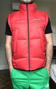 Ralph Lauren Polo Sport Vest Men's, Medium