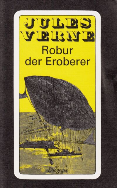*g- ROBUR der EROBERER - Jules VERNE   tb (1977)