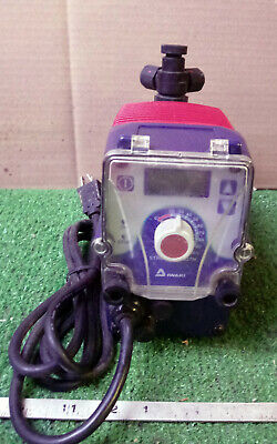 1 Used Iwaki Ewb11f1-peh Metering Pump Make Offer