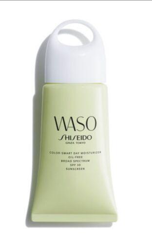 SHISEIDO WASO COLOR SMART DAY MOISTURIZER SPF 30 OIL FREE 50