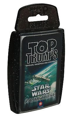 Top Trumps-Star Wars Raumschiffe-30 Spielkarten-Winning Moves 2006-neu-OVP