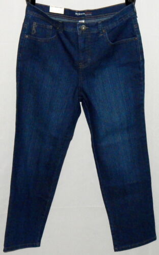 NWT Style & Co.Women's Petite Jean's SZ 10PS Tummy Panel Tapered Leg High Rise